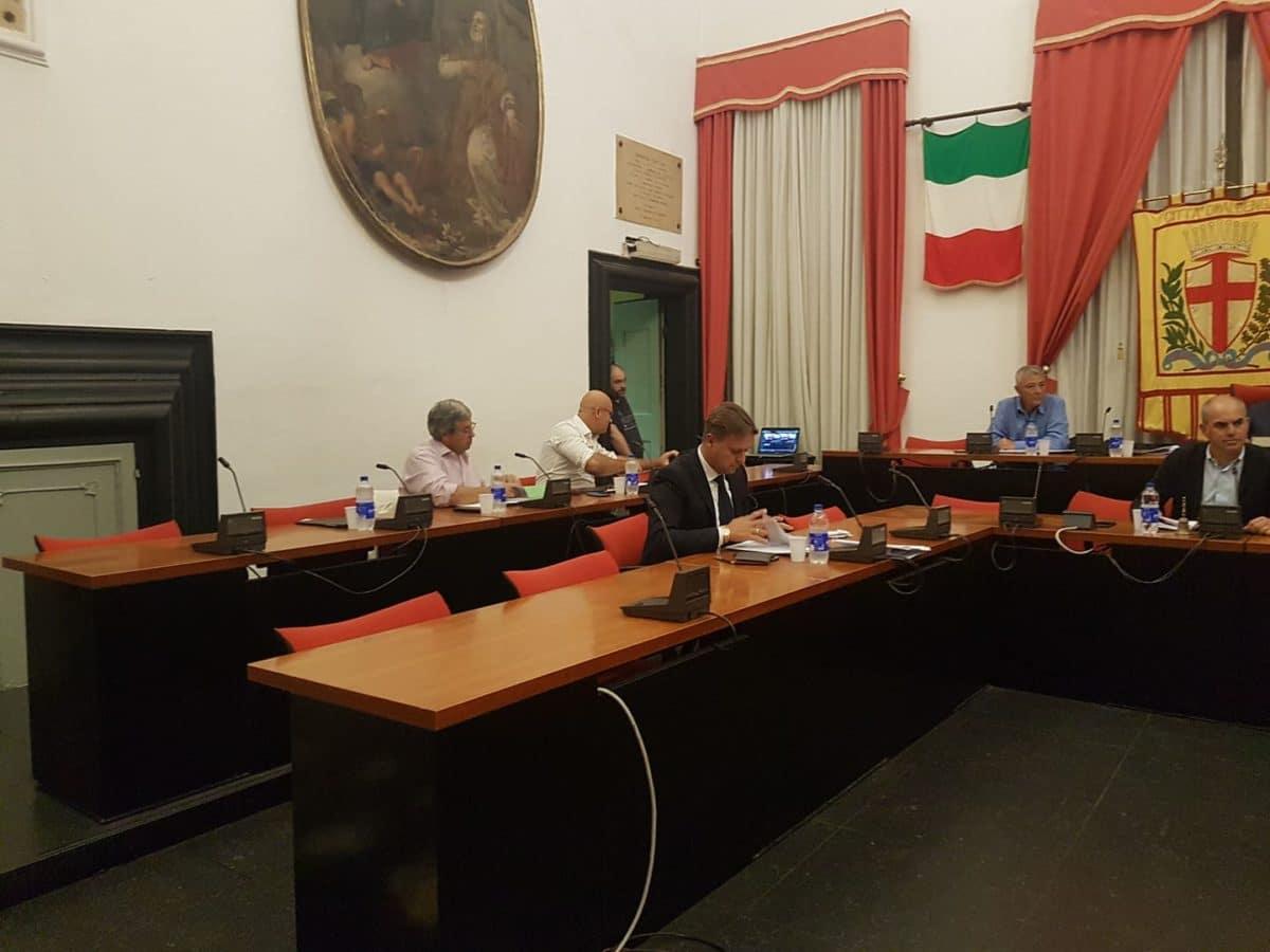 04 Consiglio comunale di Albenga assemblea 26 settembre 2019