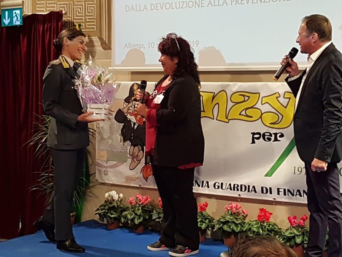 04 Donazione Guardia di Finanza ad Ant Albenga