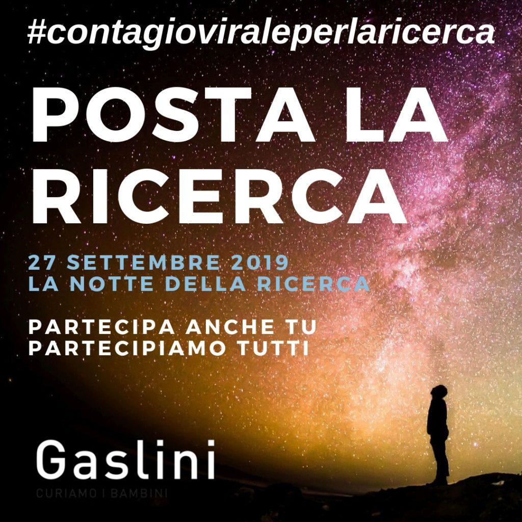 04 Gaslini contagioviraleperlaricerca