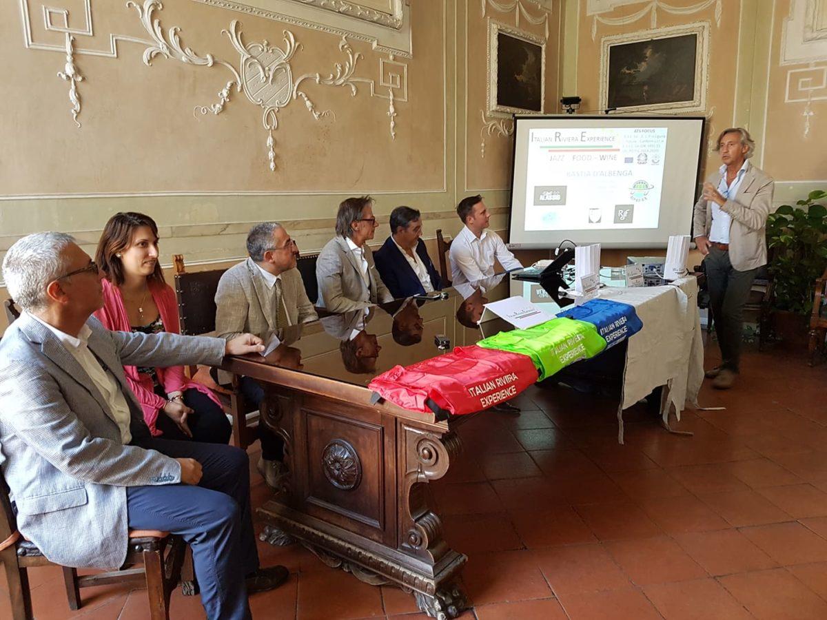 05 Albenga e Alassio presentazione progetto Wine experience