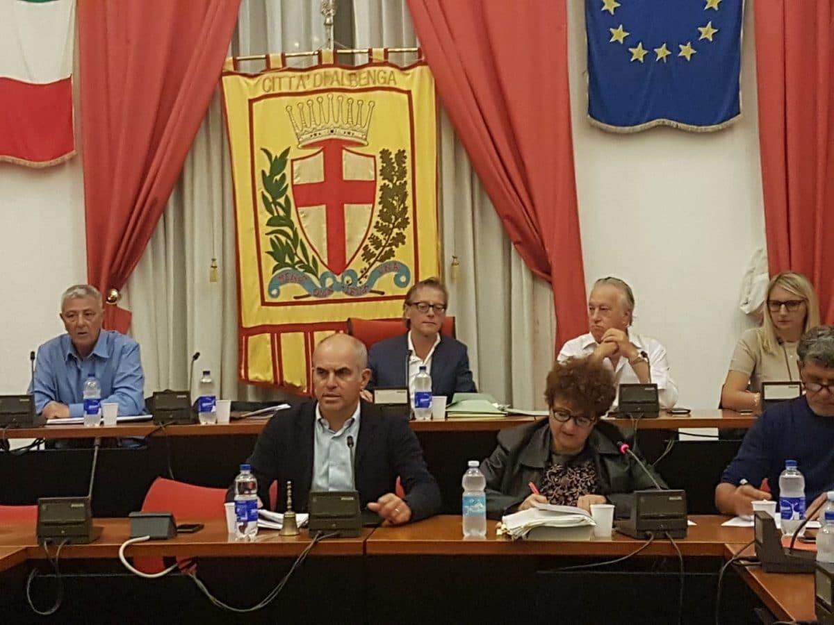 05 Consiglio comunale di Albenga assemblea 26 settembre 2019