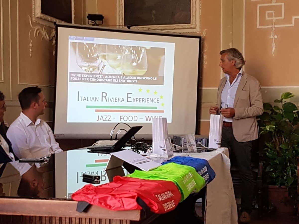 06 Albenga e Alassio presentazione progetto Wine experience