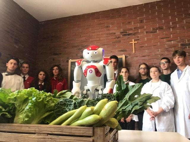 06 Robot Nao progetto Alassio Albenga