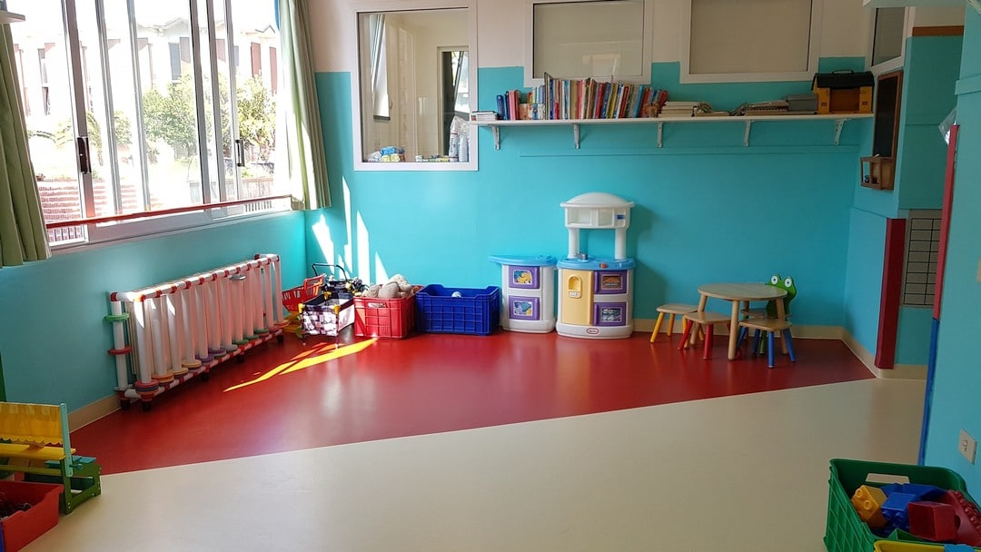 07 Nuova pavimentazione per asilo comunale di Loano