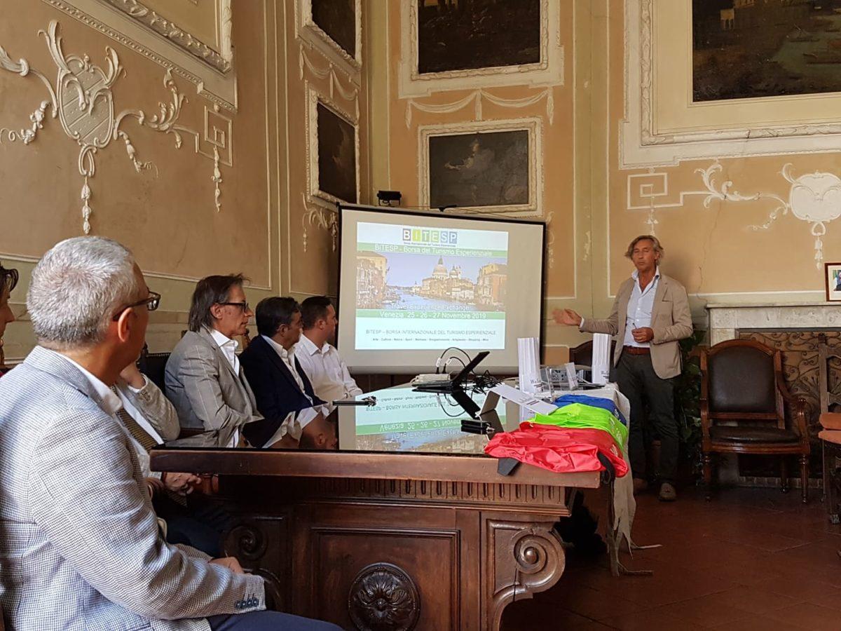 08 Albenga e Alassio presentazione progetto Wine experience