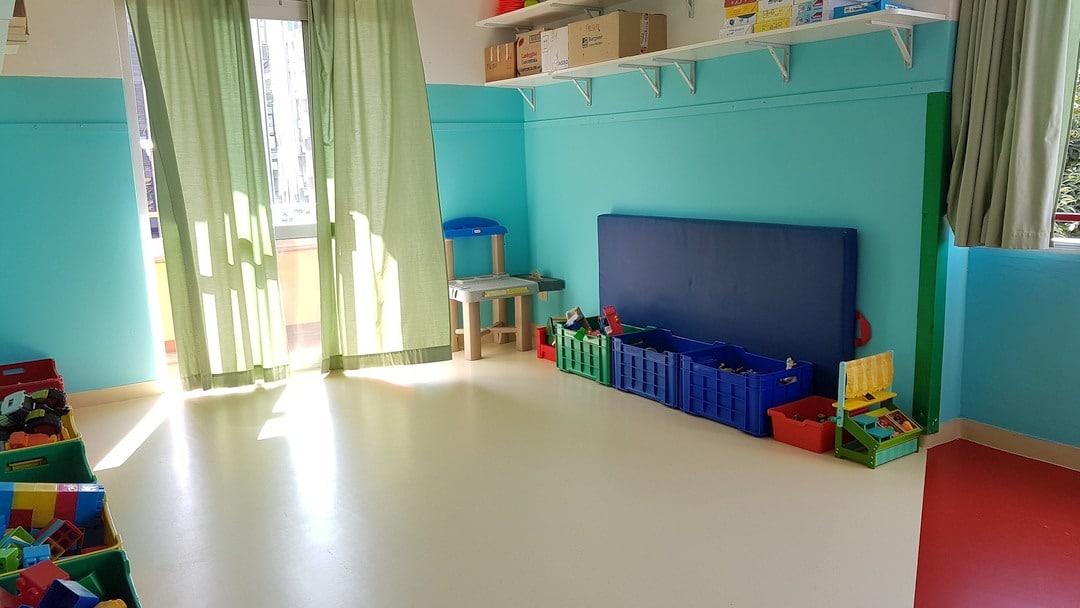 08 Nuova pavimentazione per asilo comunale di Loano