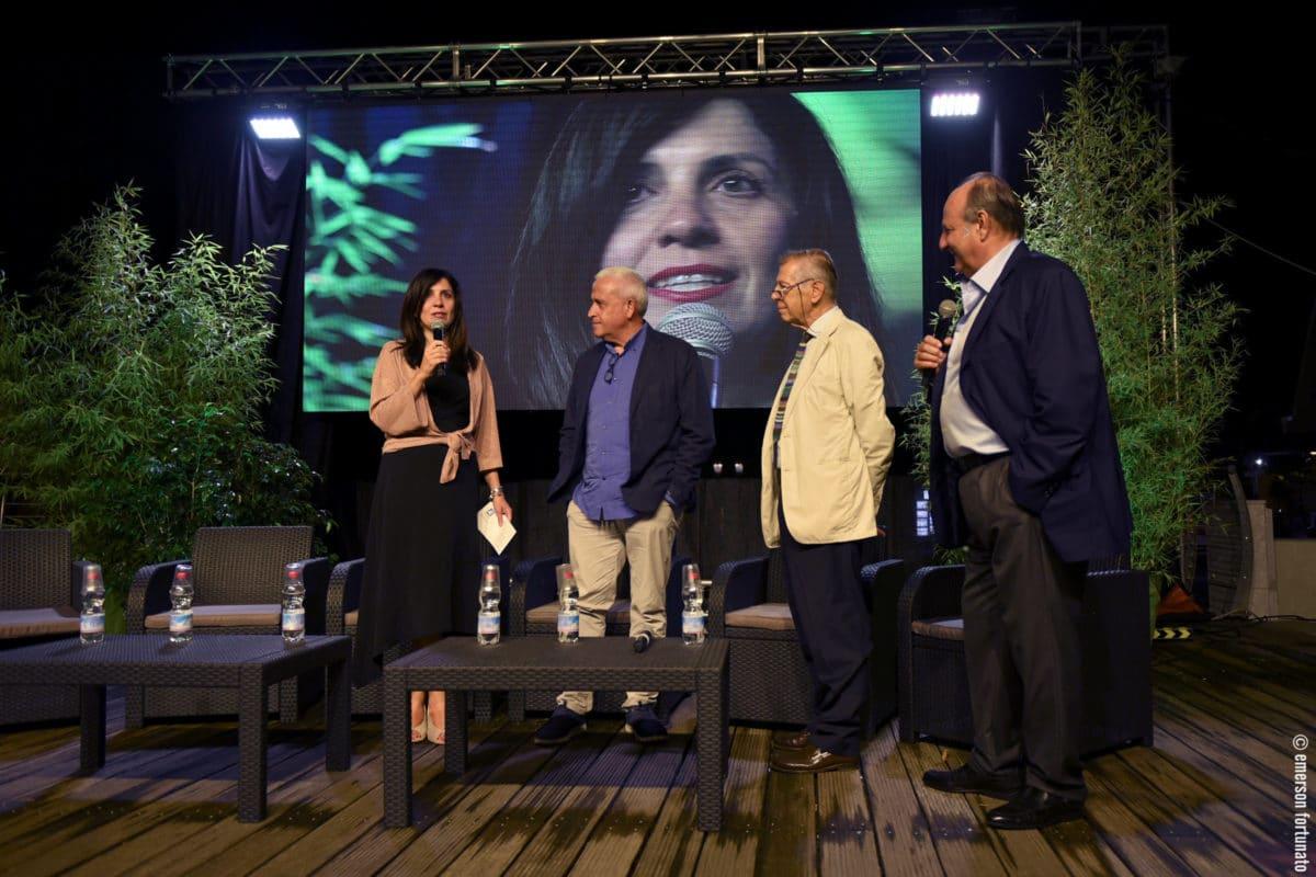 12 Alassio Centolibri 2019 premiata Nadia Terranova – ph Emerson Fortunato