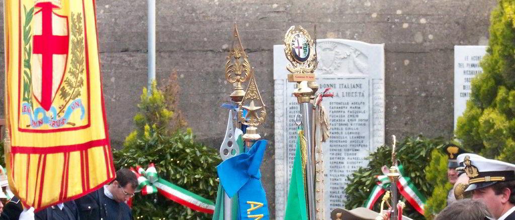 Fortino in memoria dei Martiri della Foce ad Albenga