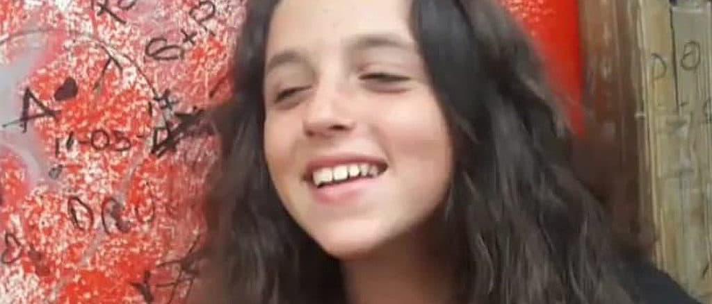 la giovane attrice Caterina Bussa