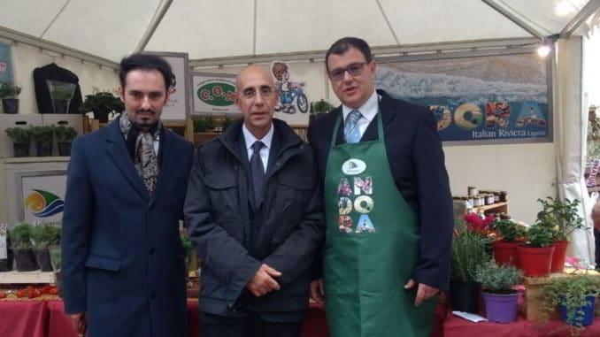 Federico Lorenzo Ramaioli, Luigi Mattiolo e Fabio Nicolini