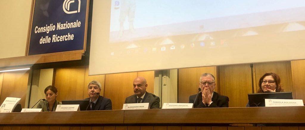 """Il Convegno Nazionale a Roma su Amianto - gestione del sistema e tutela della salute"""""""