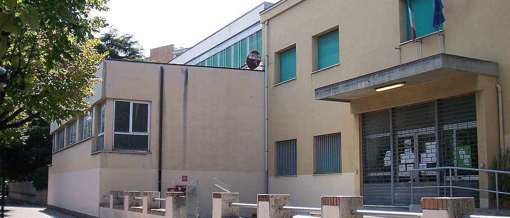 Liceo Giordano Bruno di Albenga sede Pontelungo - effe