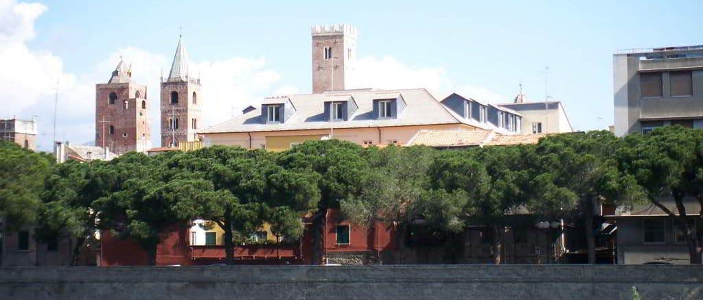 Lungo Centa ad Albenga