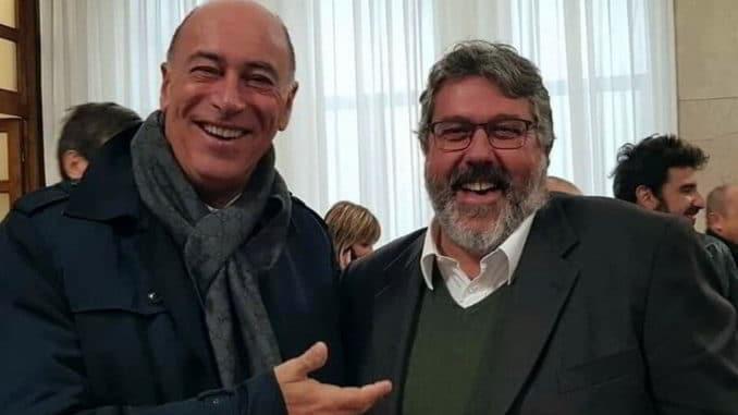 Marco Melgrati e Angelo Vaccarezza