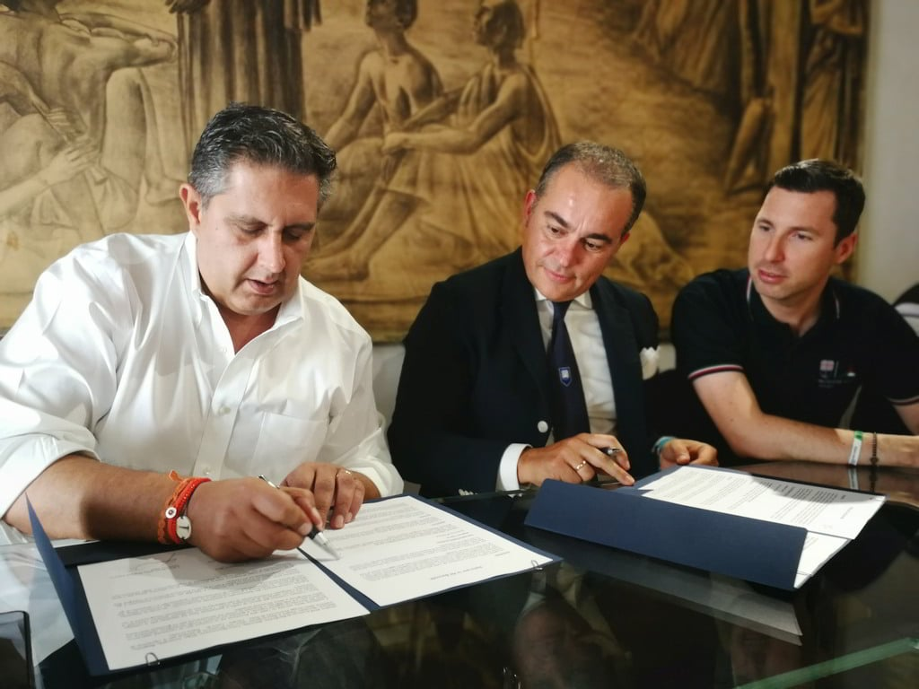 Patto per la Valbormida fima presidente Regione Liguria Toti