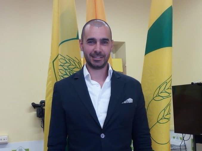 Presidente Coldiretti Liguria Gianluca Boeri