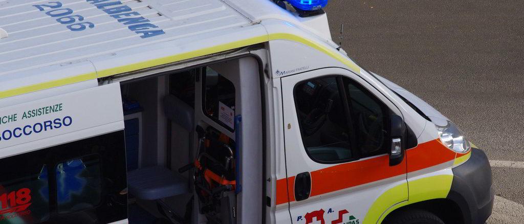 Pubbliche assistenze, Unità di soccorso in azione ad Albenga