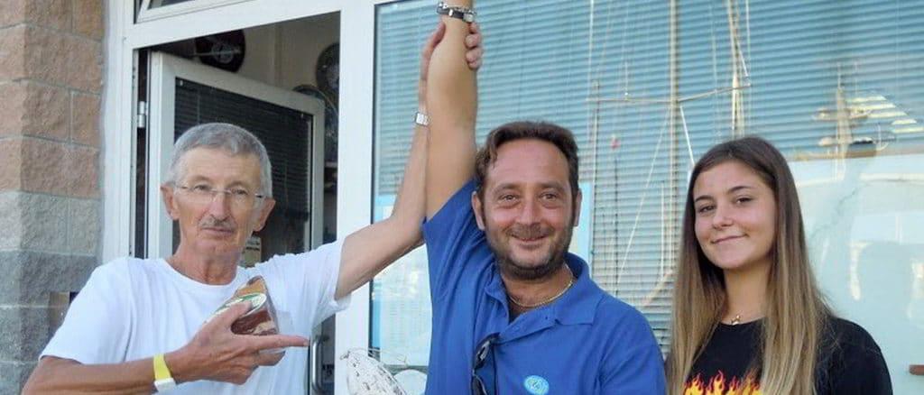 Alberto Patrucco, presidente dell'Associazione Pesca Sportiva Dilettantistica Varazze