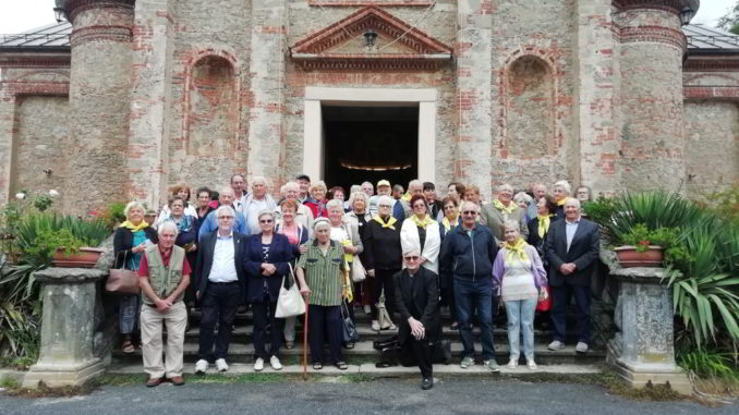 Delegazione Coldiretti Liguria, Federpensionati a Millesimo