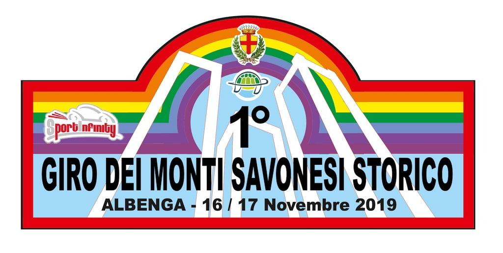 logo rally storico