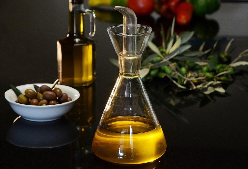 olio di oliva extravergine