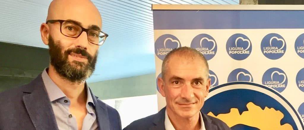 Gabriele Pisani e Andrea Costa di Liguria popolare