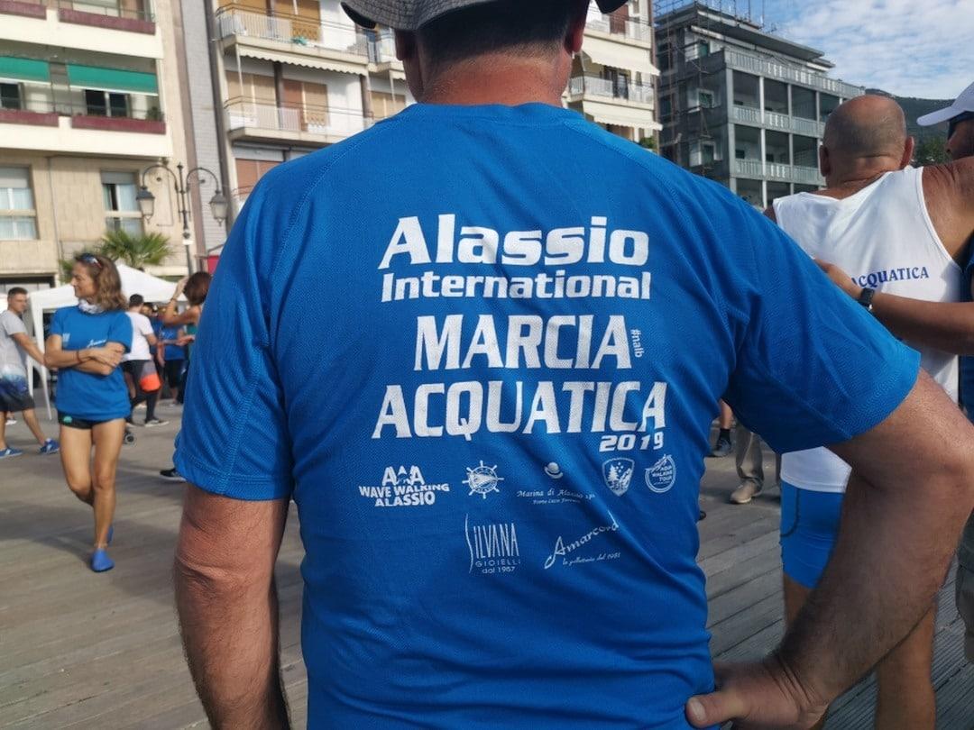 01 Alassio record marcia acquatica