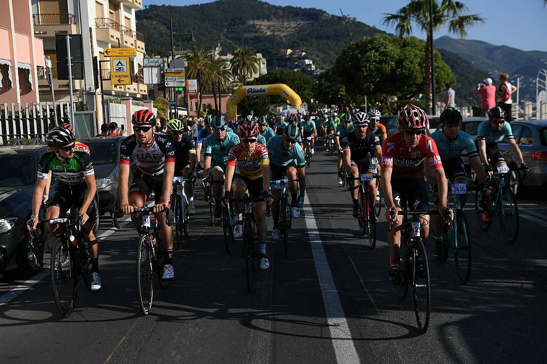 01 Ciclismo Gran fondo di Alassio