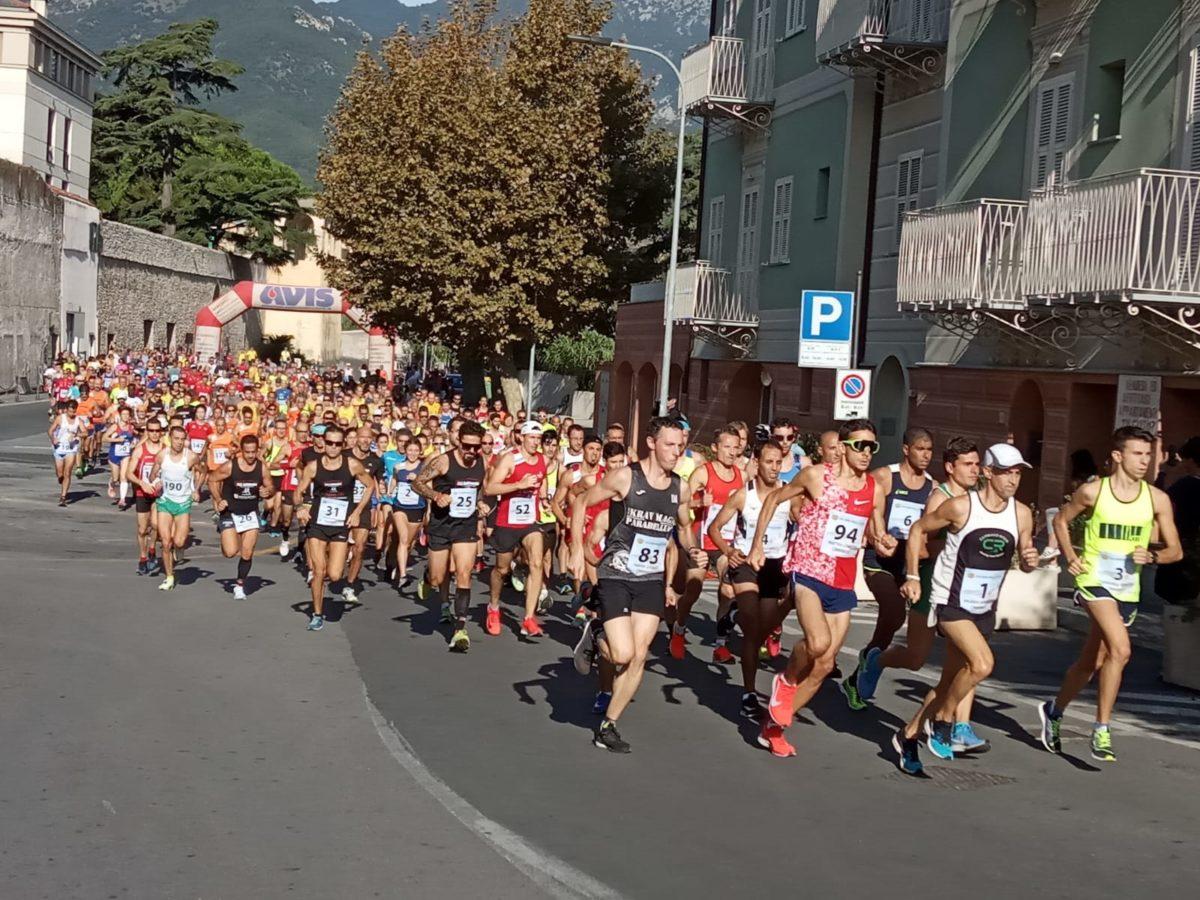 01 Giro delle Mura di Loano – Memorial Paolo Romanisio 2019