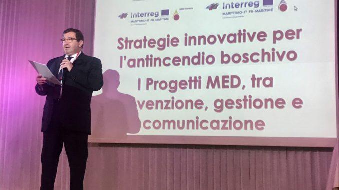 Pierluigi Vinai 01 - Progetti antincendio Liguria presentazione a Loano