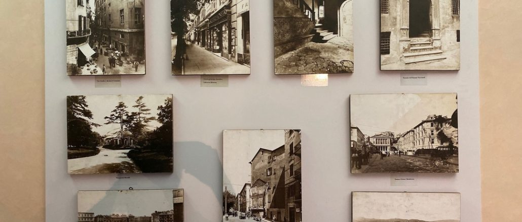 Mostra fotografica nella sede Carige di Corso Italia a Savona