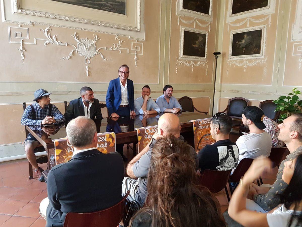 03 Presentazione Oktoberfest Albenga Stadt