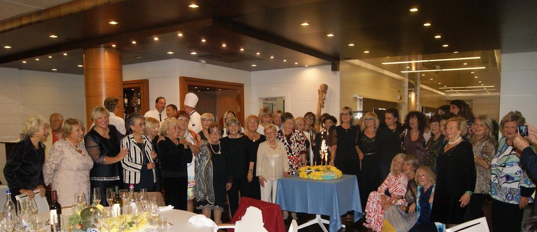 03 Zonta club Alassio Albenga Festeggiati i 100 anni di Zonta International