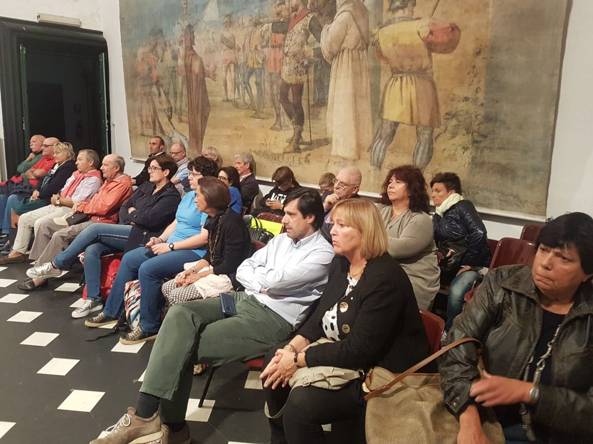 04 Incontro in Comune Albenga Medaglia oro al merito civile