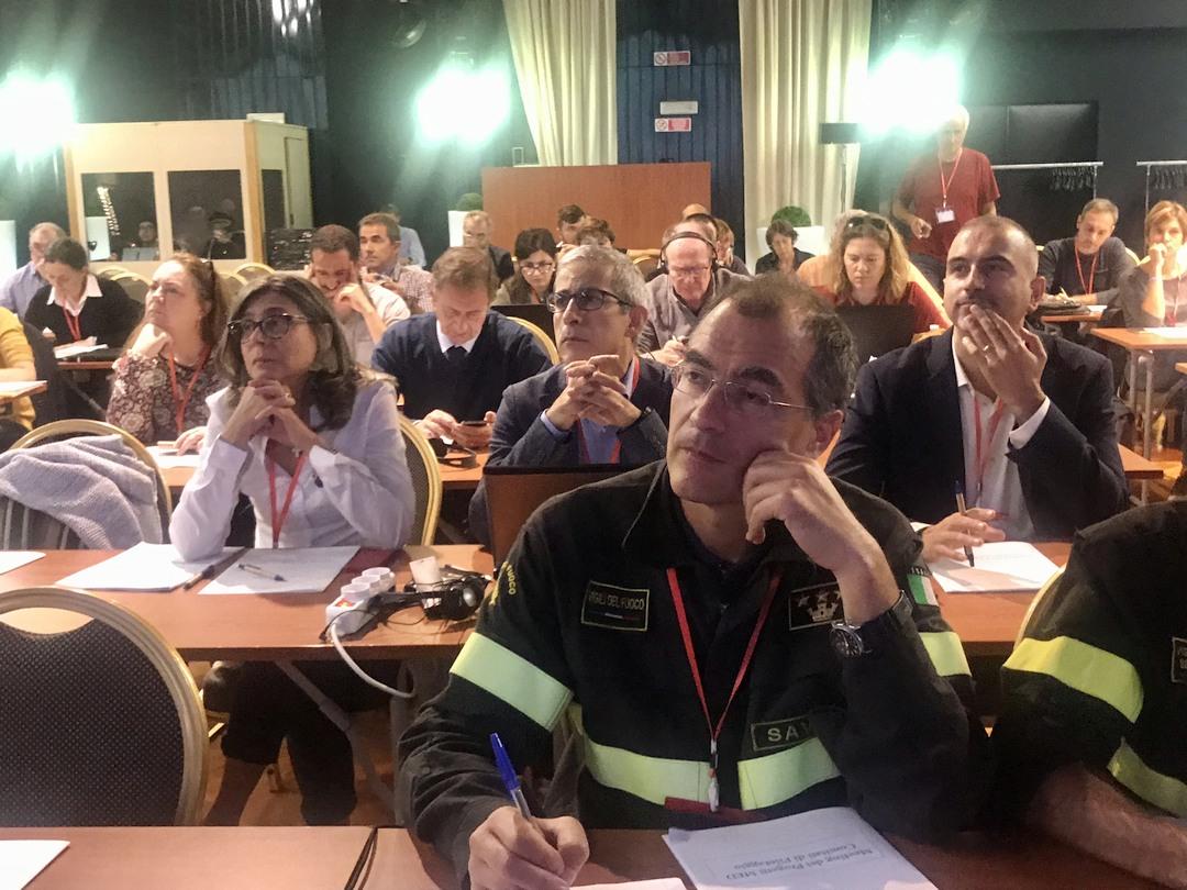 04 Progetti antincendio Liguria presentazione a Loano