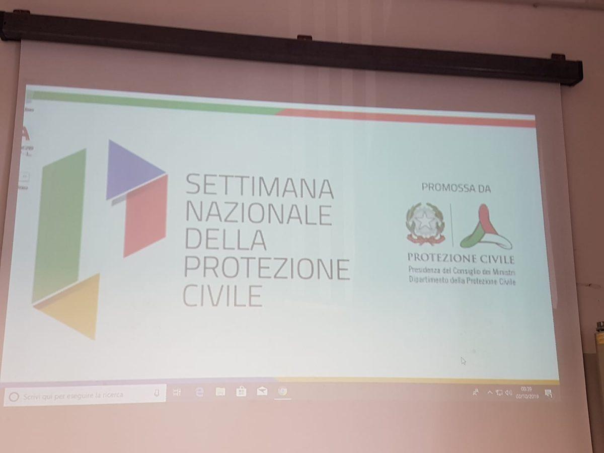 04 Protezione civile incontro Itis di Albenga