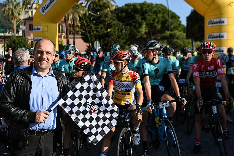 05 Ciclismo Gran fondo di Alassio
