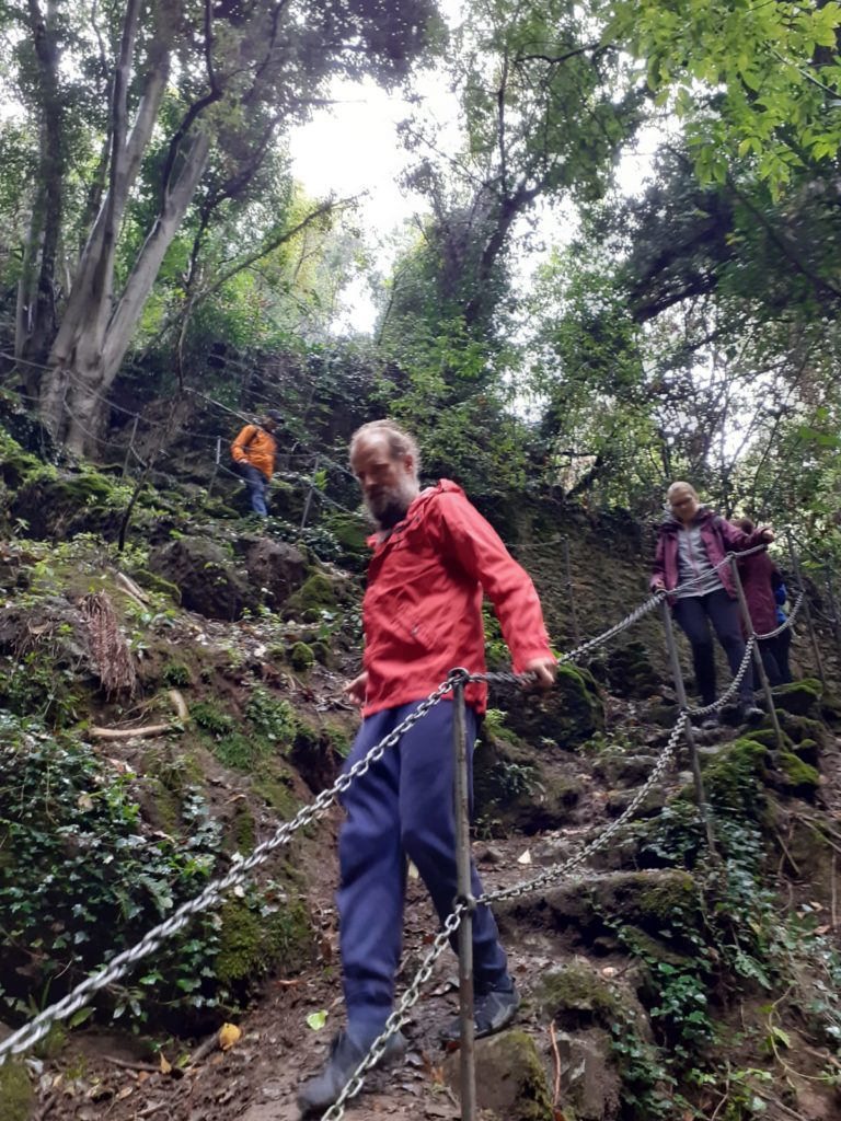 2019 10 17 trekking Parco di Portofino