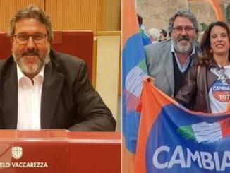 Angelo Vaccarezza e grupppo Cambiamo
