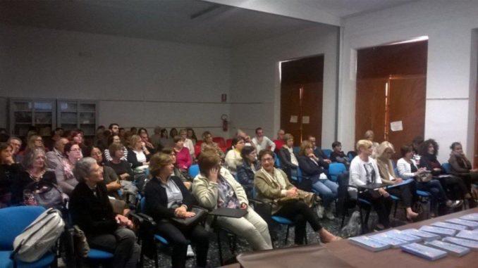 Assemblea Snals al Liceo di Albenga