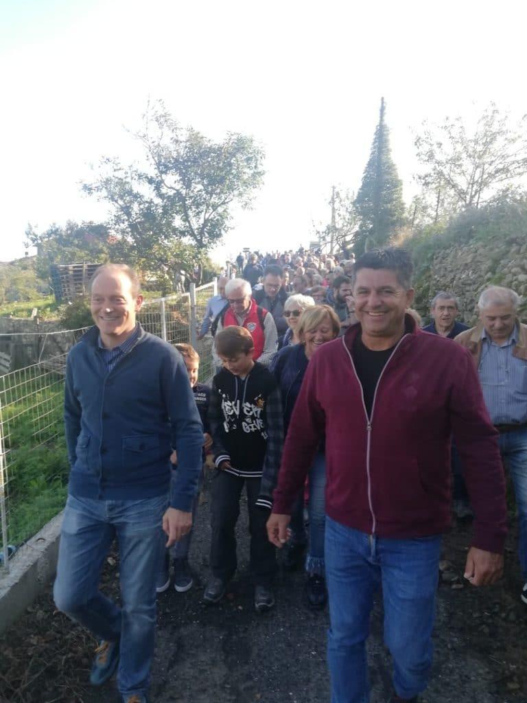 Camminata tra gli ulivi ad Andora 03