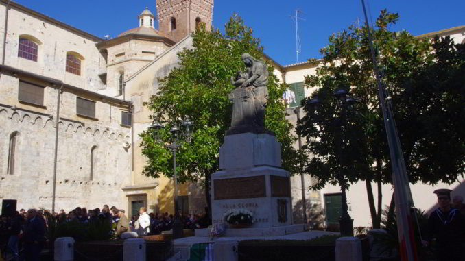 Celebrazioni 4 Novembre ad Albenga