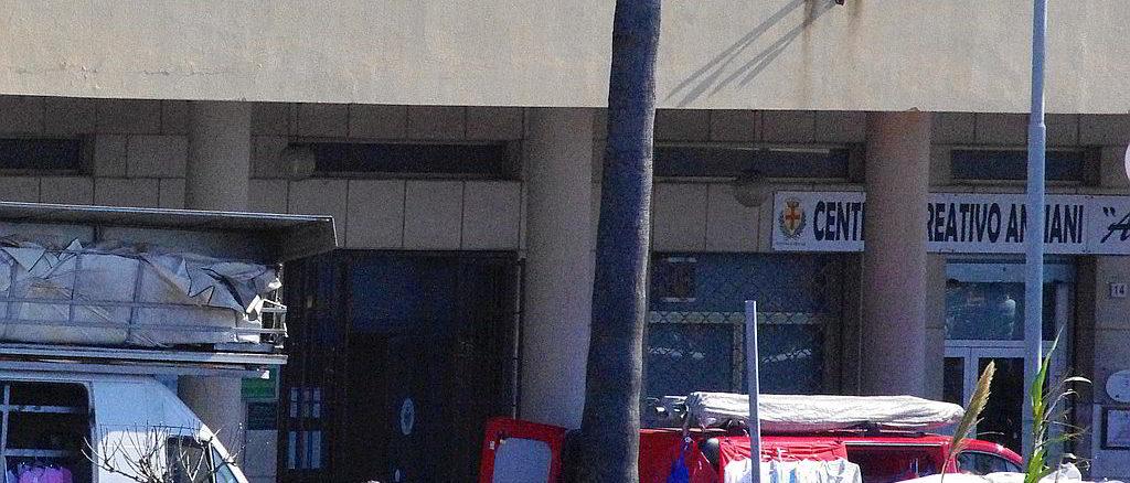 Centro ricreativo anziani ad Albenga