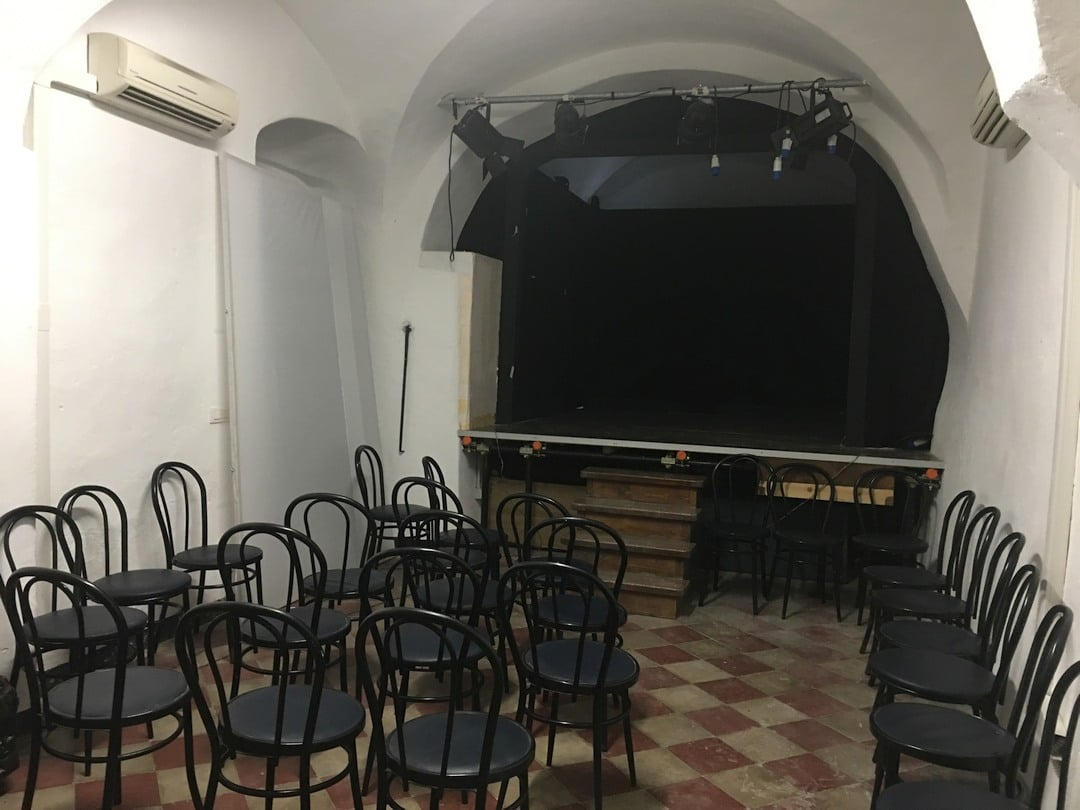 Compagnia del Barone Rampante a Borgio Verezzi 04