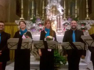 Concerto per Alba Boragni ad Albenga