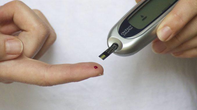 Controllo del diabete