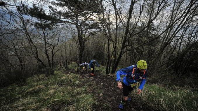 Corsa sulle alture di Loano