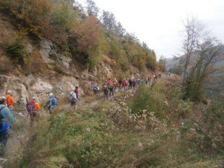 Escursione di Loano nin solo mare a Cravarezza svolta il 17 ottobre 2019