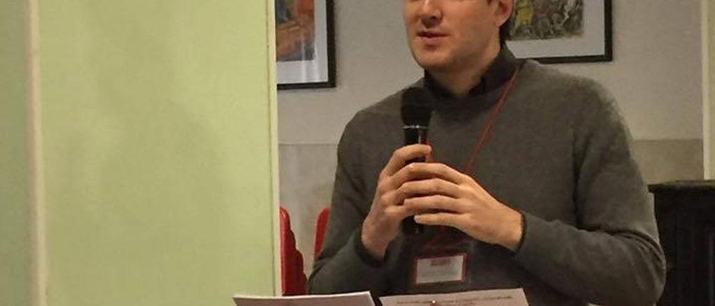 Fabrizio Ferraro segretario provinciale a Savona di Rifondazione Comunista