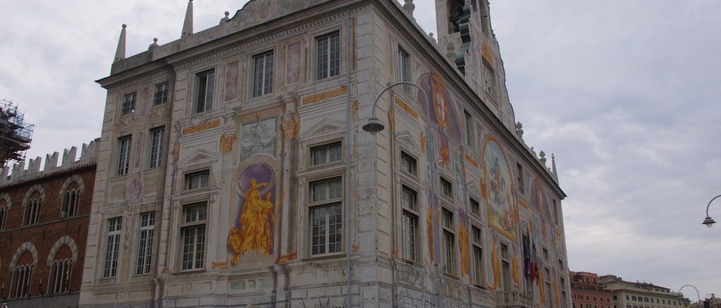 Genova Palazzo San Giorgio